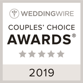 Wedding Awards badge